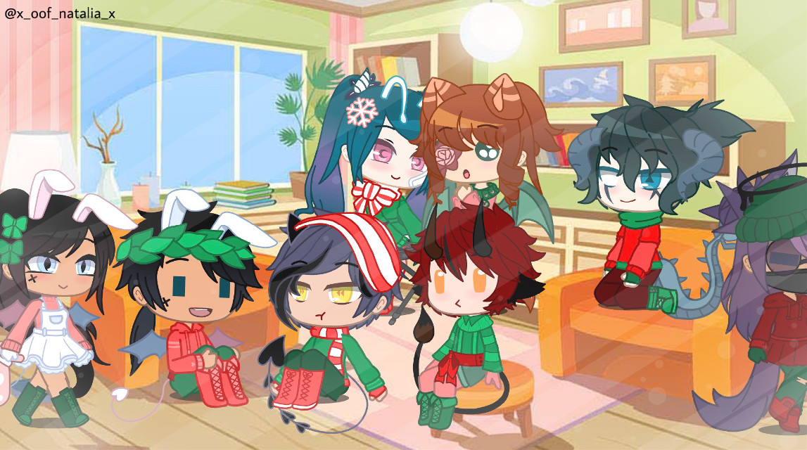 Just a random edit I made for no apperent reason 😗🔫 Btw, the guy with one blind eye is Elliot, it looks like he is crushing on someone 👀   #gacha#gachaclub#gachaclubios#gc#gachaedit#gachaclubedit#edit#christmasedit#christmas#noice#notproud#ew#random#lazy#qwq#uvu#ovo